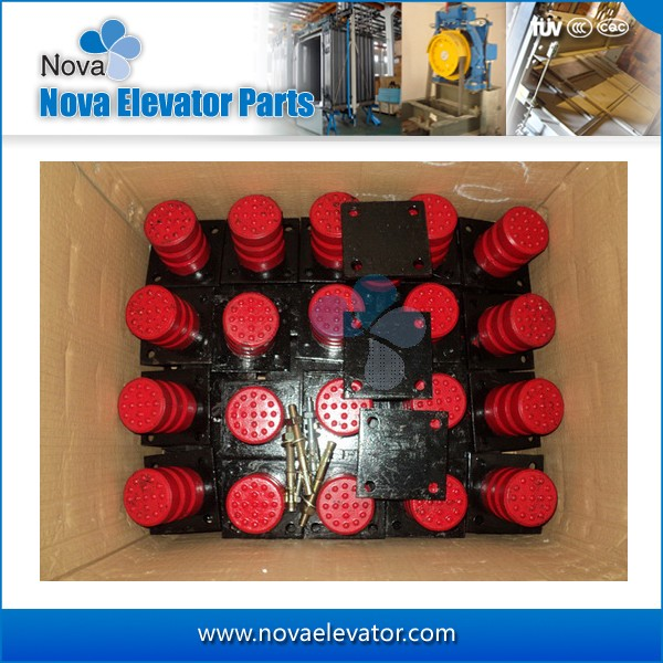 Lift Polyurethane Rubber Buffer for Elevators and Lifts